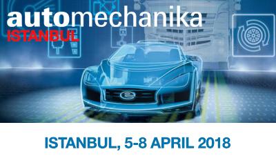 Automechanika Istanbul 2018